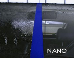 нанопокрытие для автомобильных стекол